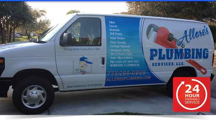 Emergency Plumbing Service Contractor Services in Stuart, FL