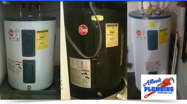 Water heater repair Service Contractor Services in Stuart, FL