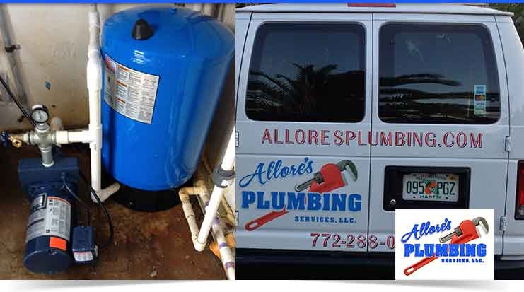 Well pumps Service Contractor Services in Stuart, FL