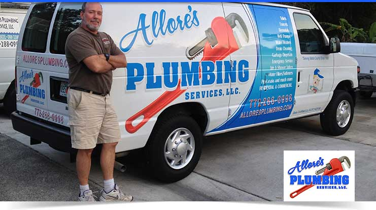 About Allore's Plumbing Service Contractor Services in Stuart, FL