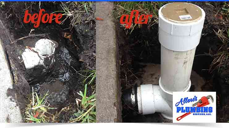 Sewer Line Service Contractor Services in Stuart, FL